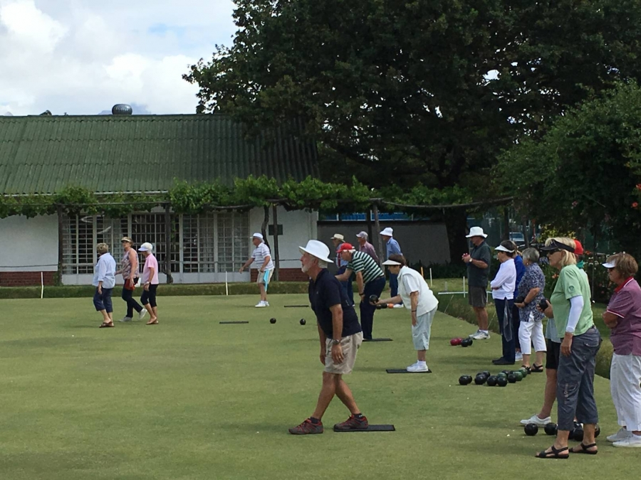 Bowls Matches during the year